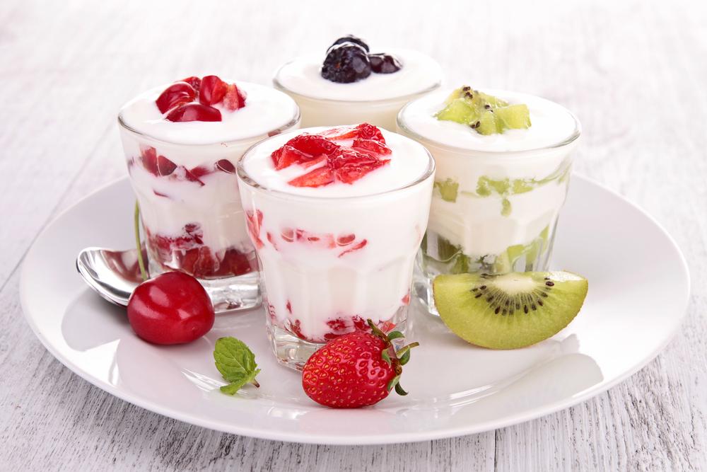 Как приготовить домашний йогурт