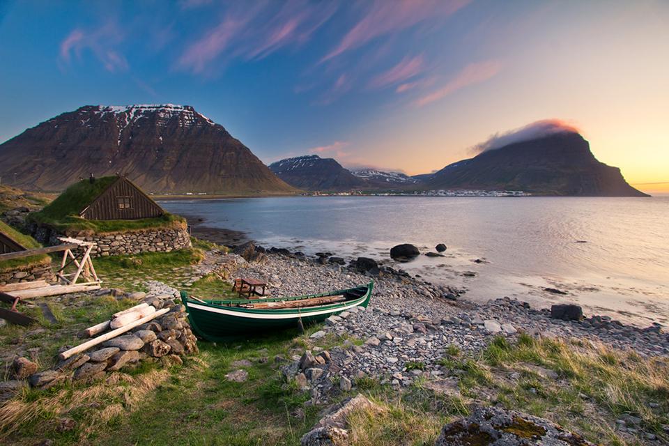 Исландия для экзотического отдыха