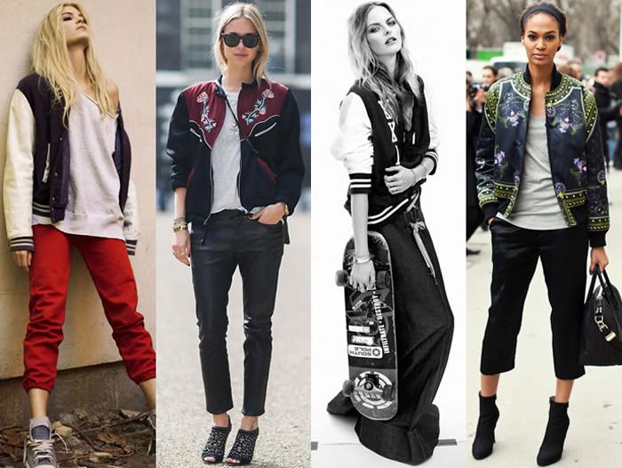 Одежда в спортивном стиле – главный тренд весенне летнего сезона 2018
