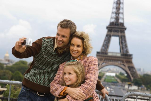 Отдых с детьми во Франции