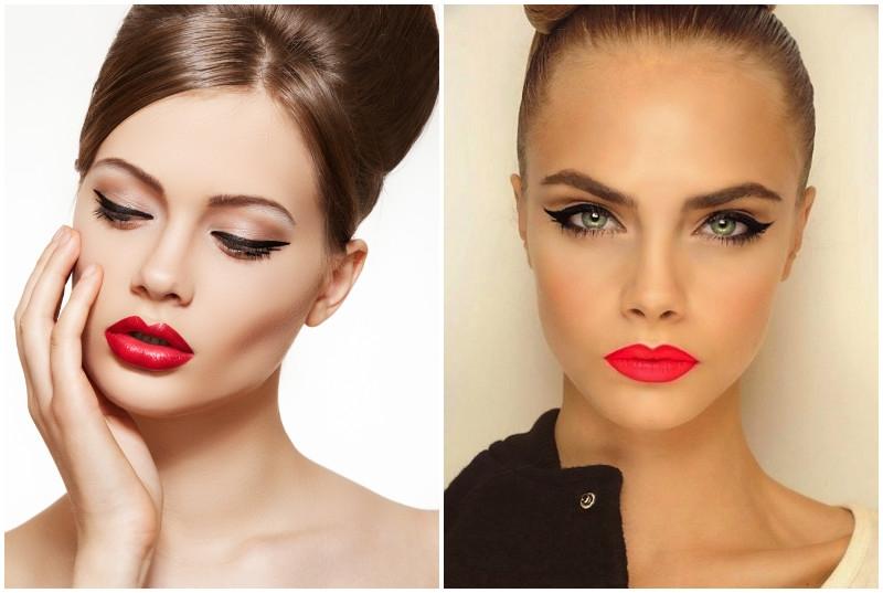 Беспроигрышные техники макияжа