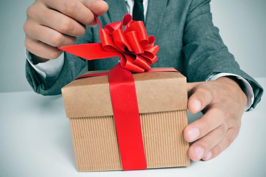 Подарки мужчина на 23 февраля