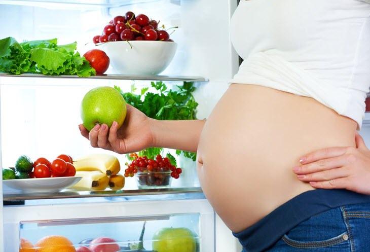 Правильное питание и беременность