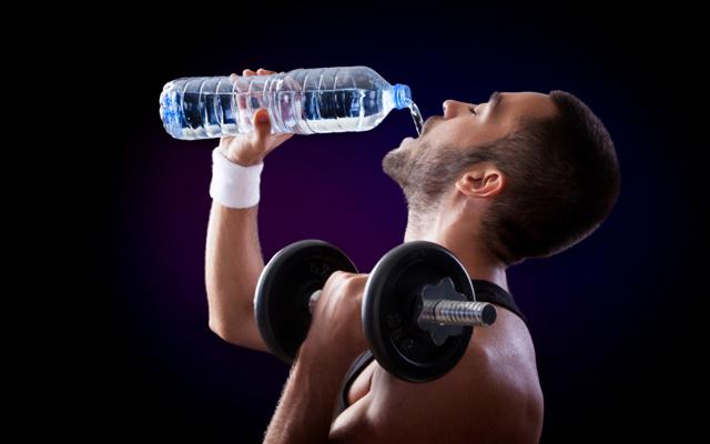 Вода   друг или враг тренировки?