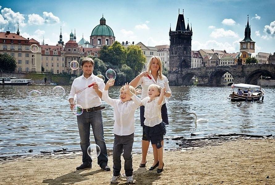 Отдых с ребенком в Чехии