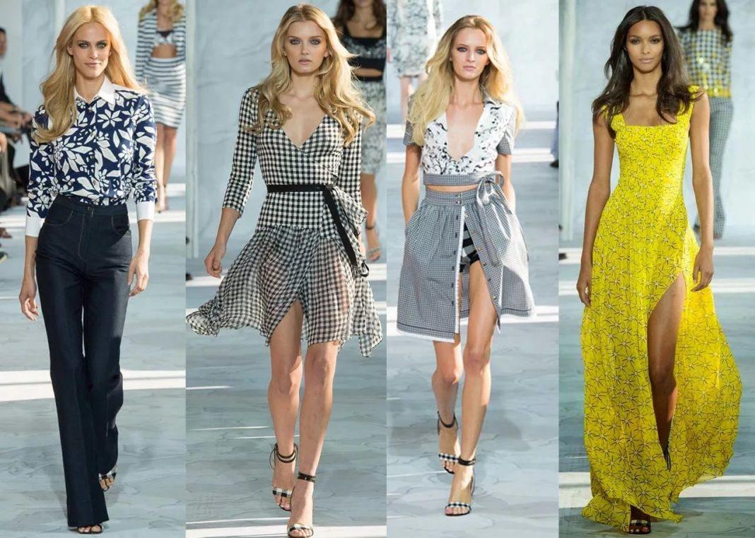 Мода 2018: новые тенденции и веяния
