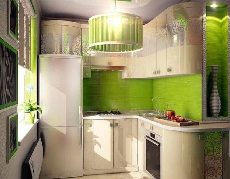 Несколько секретов для маленькой кухни