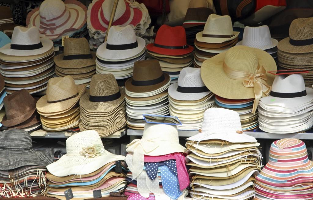 Такие разные шляпы. Какая моя?