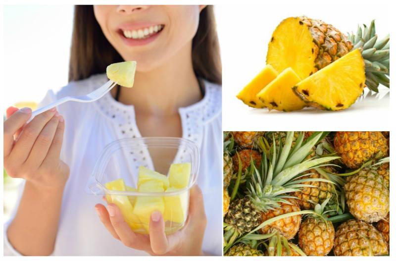 Диета на ананасовом соке