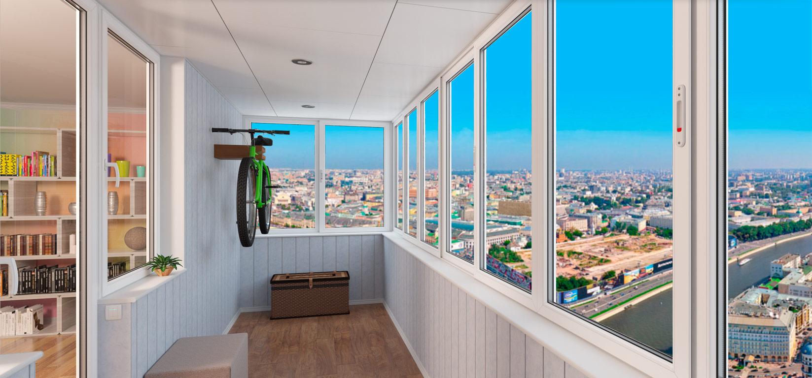 Остекление балкона   верное решение