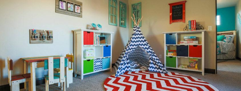 Секреты удачного оформления детской комнаты