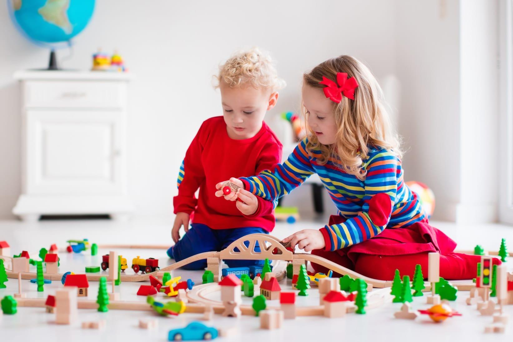 Товары для детей: Советы по выбору