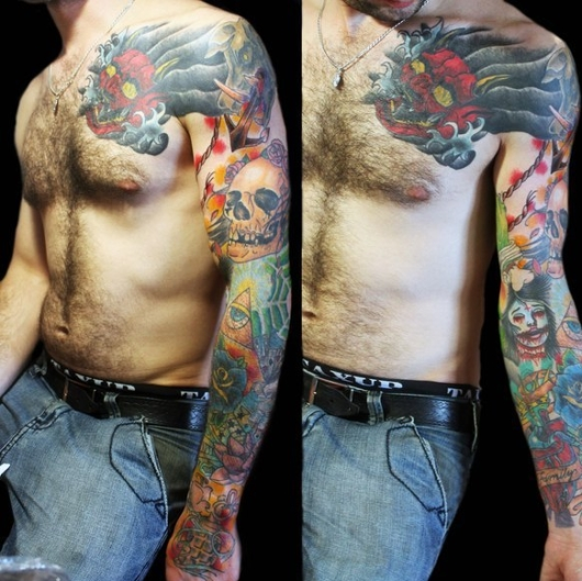 Где сделать качественное тату?