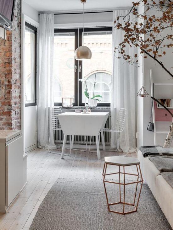 Цели раскладной мебели в небольших квартирах