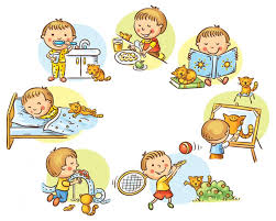Распорядок дня для малыша